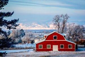 The Harbortronics Barn – Ft Collins, Colorado