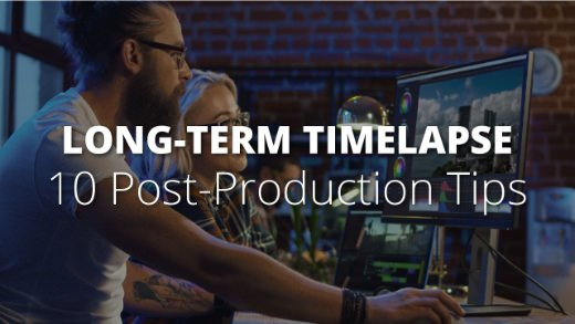 Title Image - 10 Construction Timelapse Post-production Tips