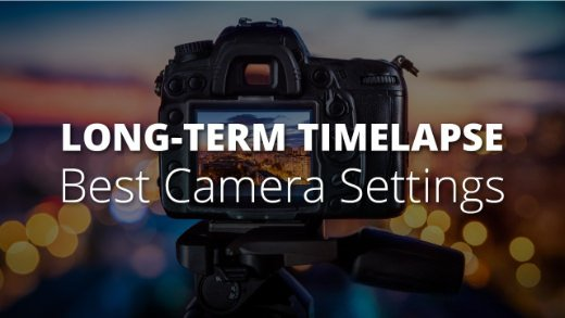 Title Image - Best Camera Settings for Long-Term Construction Time Lapse