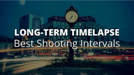 Title Image - Best intervalometer settings for Construction Timelapse
