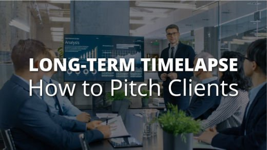 Title Image - How to pitch construction timelapse services to clients